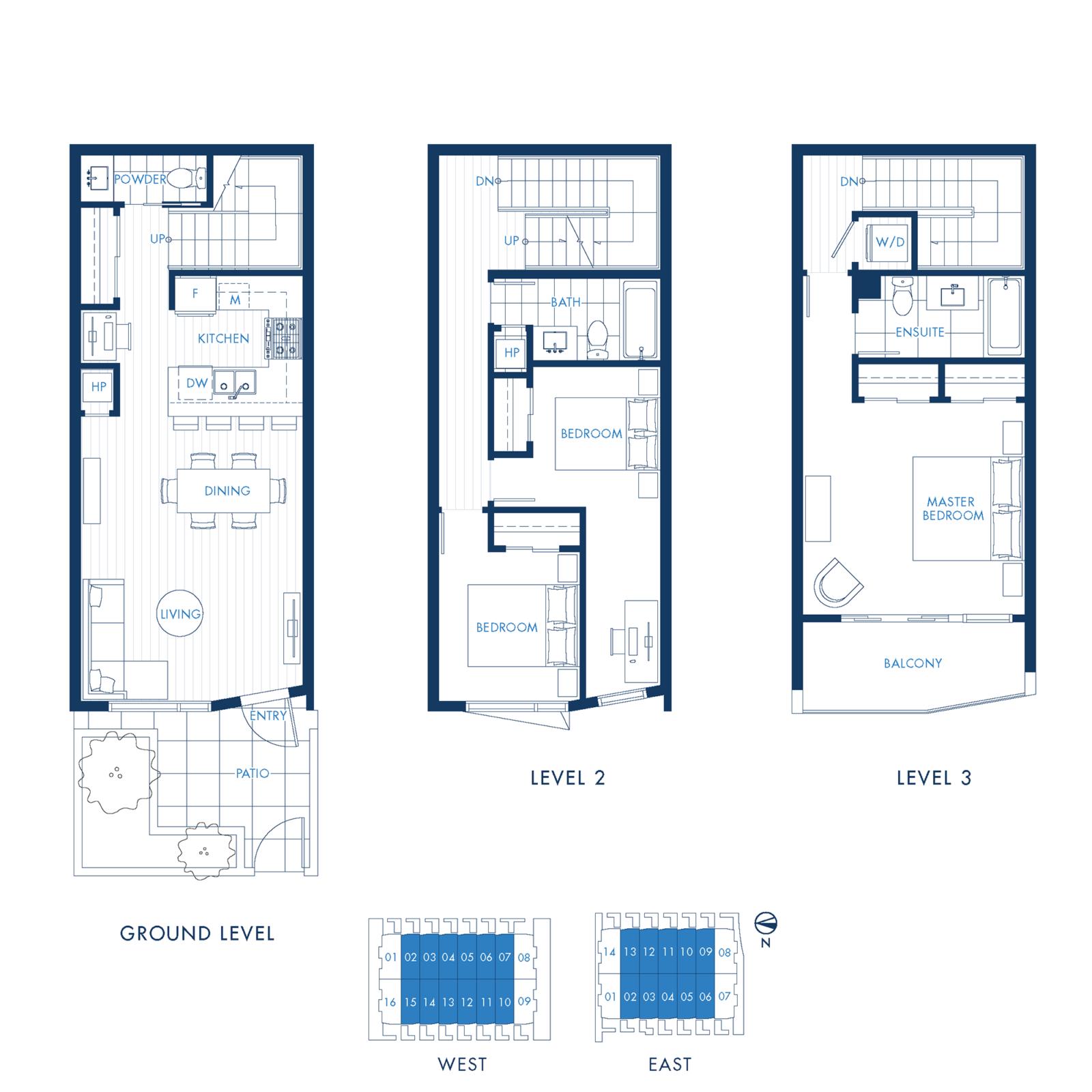 City Homes Plan B